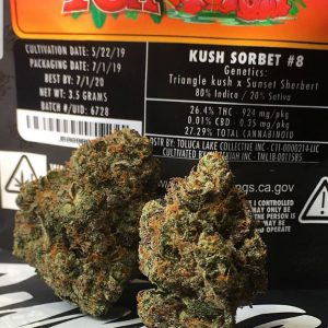 Buy Kush Sorbet in Los Angeles