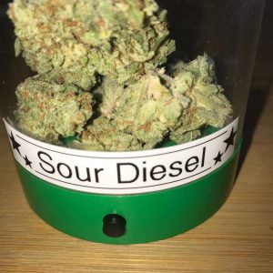 Buy Sour diesel online in Olympia