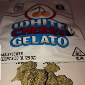Buy white cherry gelato in Australia