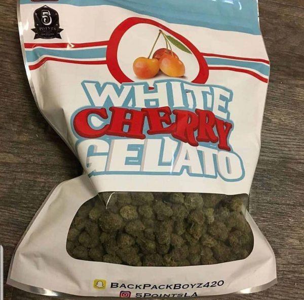Mail order white cherry gelato online in Chicago