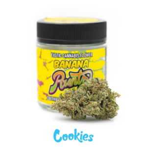 Mail order Banana Runtz online in Texas