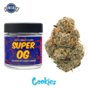 Order Super Og Cookies online in Pennsyvania