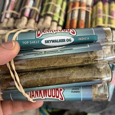 Mail order DankWoods Flavors online